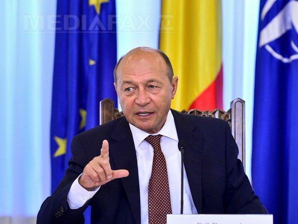 Basescu, mesaj catre presedintele moldovean: Aspiratiile europene ale Republicii Moldova vor fi mereu proiectul meu de suflet