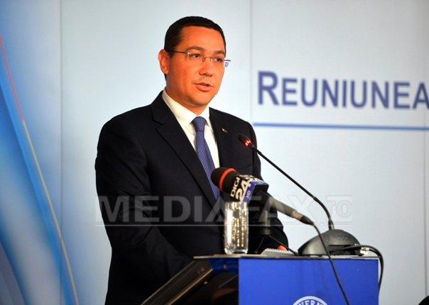 Ponta: Dorim prezenta consistenta a NATO �n Rom�nia. Nu putem spune Moldovei ca nu putem face nimic - FOTO