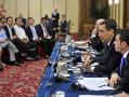 Imaginea articolului Ponta i-a invitat pe chinezi să investească în agricultura, energia şi infrastructura din România