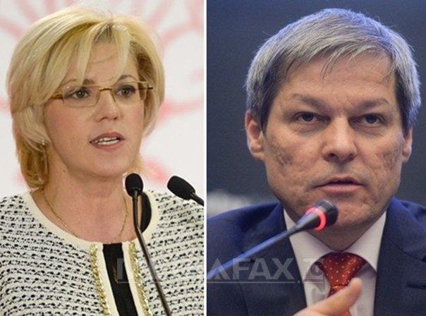 Cioloş şi Creţu, propunerile României pentru funcţia de comisar european. SCRISORILE premierului către Juncker şi Zgonea