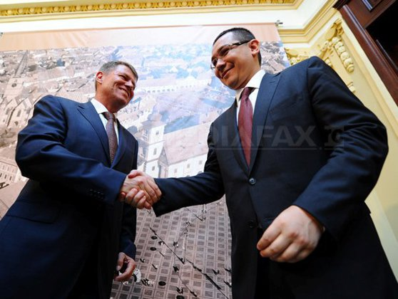 Imaginea articolului Udrea: Ponta şi Iohannis sunt Lolek şi Bolek, ambii sunt vinovaţi pentru postul României în CE