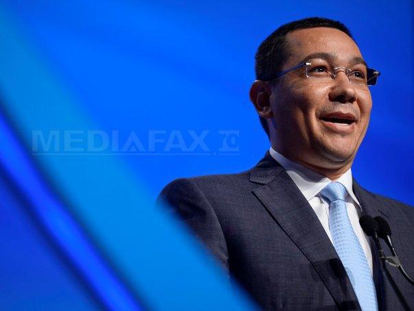 Congresul PSD de la Alba Iulia: Ponta a fost desemnat candidat la Presedintie. Dragnea: