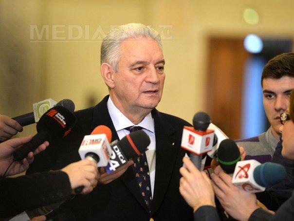 Ilie S�rbu: Comisiile SRI si SIE, singurele abilitate sa faca lumina cu prezidentiabilul-ofiter acoperit