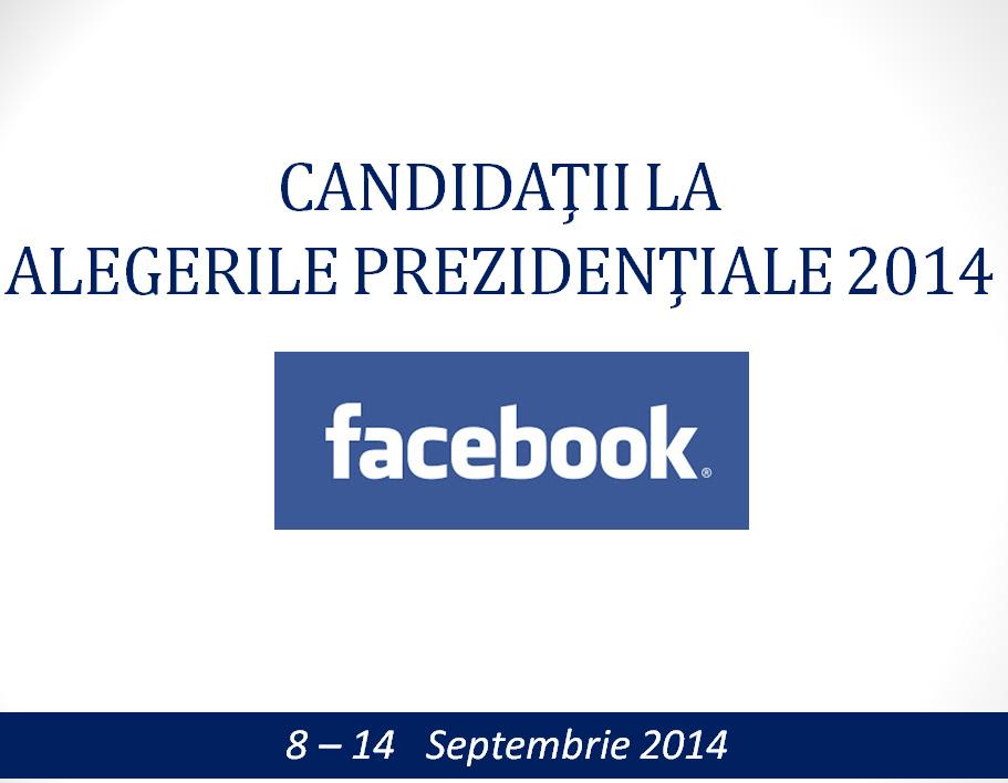 ANALIZĂ Mediafax Research&Monitoring: Ponta continua activitatea intensa pe Facebook, Iohannis str�nge fani