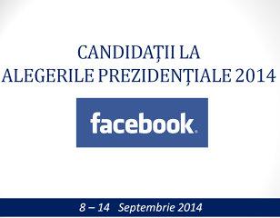 Imaginea articolului ANALIZĂ Mediafax Research&Monitoring: Ponta continuă activitatea intensă pe Facebook, Iohannis strânge fani