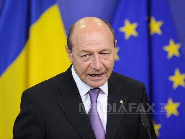 Basescu: �mi exprim convingerea ca referendumul din Scotia va revalida unitatea Regatului Unit