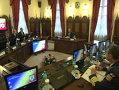 Imaginea articolului Şedinţa CSAT în care se discută ameninţările şi vulnerabilităţile la adresa României a început