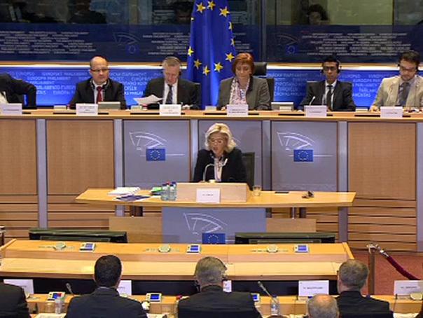 Corina Cretu, audiata �n comisia REGI din Parlamentul European: Multe erori ale statelor �n absorbtia fondurilor vin din slaba capacitate administrativa - LIVE VIDEO