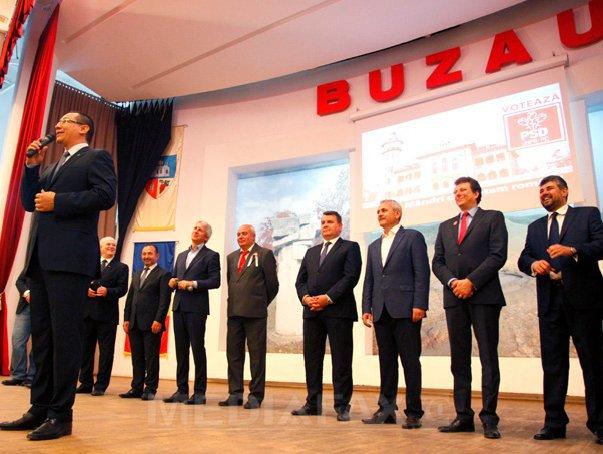 Efectul Ordonantei 55: PDL a ramas fara niciun primar �n Buzau dupa ce ultimii trei pe care �i avea au migrat la PSD