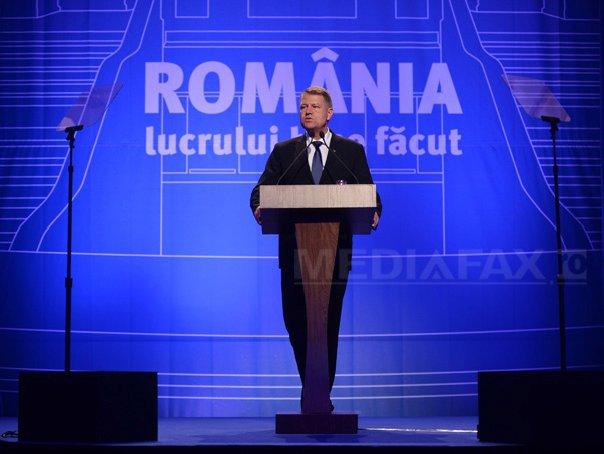 Iohannis: Ponta este un om manevrat, este omul unui sistem. Eu sunt un om liber