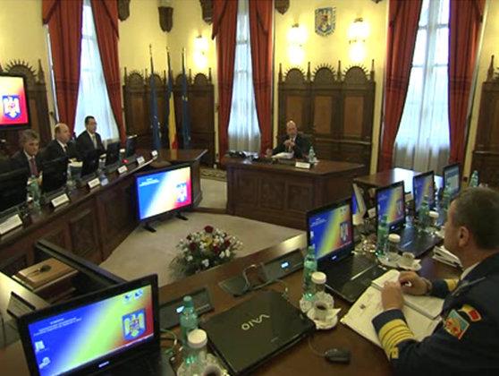 Imaginea articolului Preşedintele a cerut în CSAT ca tranzitul gazelor din Marea Neagră să se facă prin Transgaz