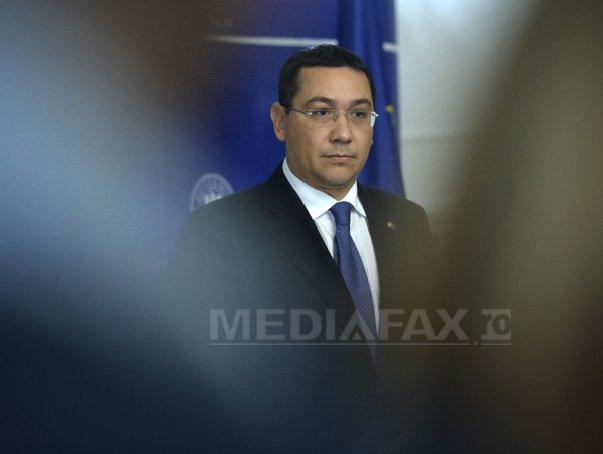 Ponta: Sunt foarte mulţi colegi care spun că poate trebuie să ne despărţim de Sebi Ghiţă