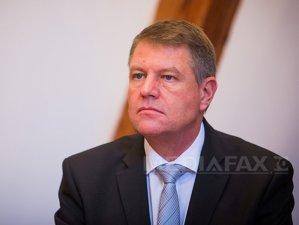 """Declaraţie NEAŞTEPTATĂ a lui Klaus Iohannis: """"Să-l lăsăm să-şi facă numărul"""""""
