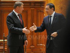 Imaginea articolului Iohannis şi Ponta s-au întâlnit la Cotroceni - Principalele teme de discuţie/ Ponta: O consultare serioasă şi eficientă, lucrurile intră pe făgaşul normal