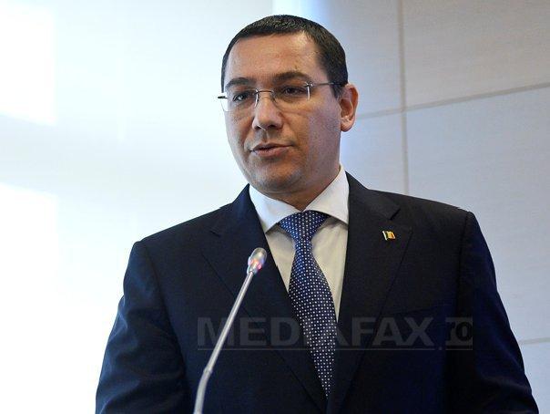 Ponta este sigur ca are sustinerea Parlamentului pentru Guvern: Iohannis a vorbit institutional