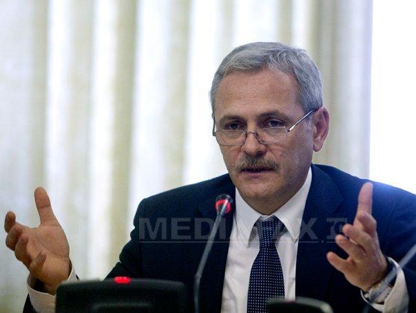Dragnea, despre negocieri ale lui Blaga cu Geoana si Vanghelie: Le doresc succes, sunt oameni de viitor