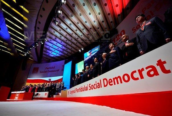 Şefia Consiliului Naţional al PSD, disputată de Plumb, Nichita, Zgonea, Niţă şi Oprişan - surse