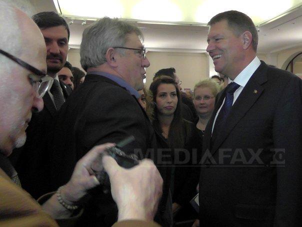 REPORTAJ - Iohannis, mesaj către românii din Germania: Vreau să schimbăm modul de a face politică în ţară - VIDEO, FOTO