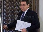 Imaginea articolului Ponta: Mi-a trecut supărarea şi răspund tuturor jurnaliştilor, dar îmi menţin ideea cu plata taxelor