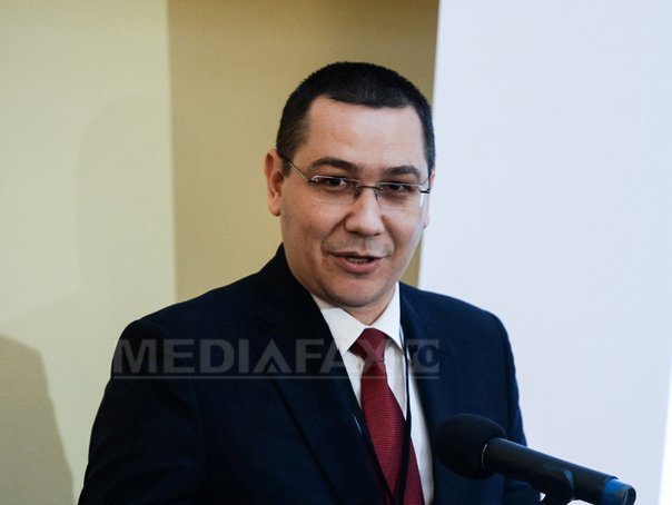 Ponta: PNL a propus în 2013 republică parlamentară, acum vrea prezidenţială