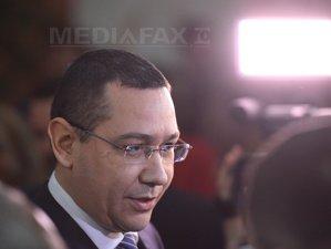 """Imaginea articolului Ponta vorbeşte de """"adversarii independenţei noastre economice"""" şi face apel la români"""