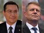 Imaginea articolului Ponta anunţă pe Twitter o întâlnire de lucru cu Iohannis pe tema Republica Moldova