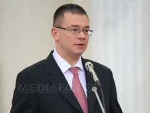 Imaginea articolului Senatul a luat act de demisia lui Mihai Răzvan Ungureanu