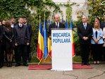 Imaginea articolului Traian Băsescu s-a înscris în PMP: Dacă nu pot lăsa moştenire un PDL, voi lăsa o mişcare populară. Voi rămâne un politician extrem de incomod, fără să vreau război - FOTO