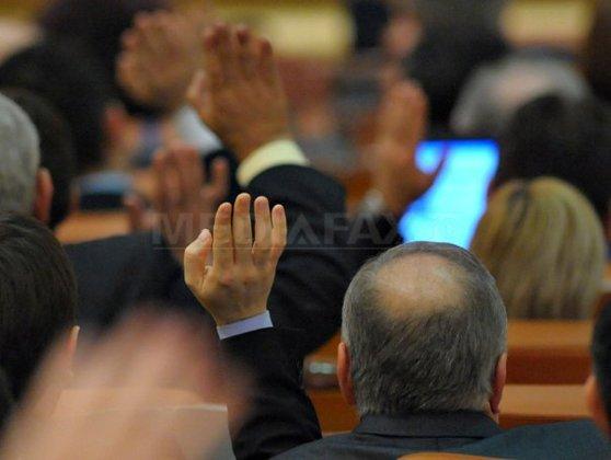 Imaginea articolului Patru parlamentari au depus la Senat un proiect de lege referitor la votul electronic