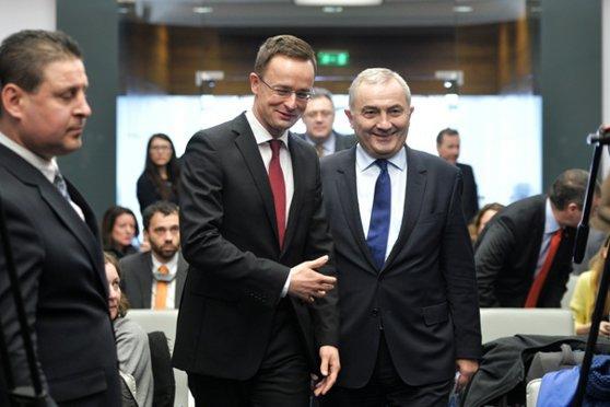 Imaginea articolului Comănescu: Ungaria este al treilea partener comercial al României, avem o cooperare deosebită