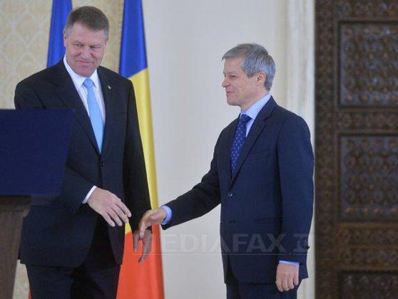 Imaginea articolului Premierul se întâlneşte cu preşedintele Iohannis, la ora 16.00