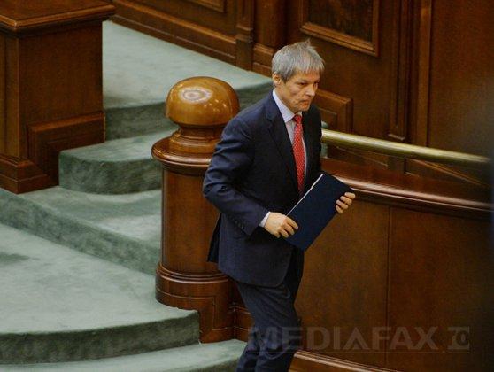 """Imaginea articolului Cioloş, în Senat: """"Statul român este proprietarul acelor clădiri. ANAF pune în aplicare o decizie a instanţei Sesizările Antena Group au fost trimise şi fostei guvernări, nu ne cereţi să rezolvăm noi"""""""