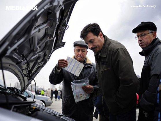 """Imaginea articolului Proiect: Pedepse cu închisoarea de la 2 la 5 ani pentru """"samsarii"""" care falsifică actele maşinilor"""