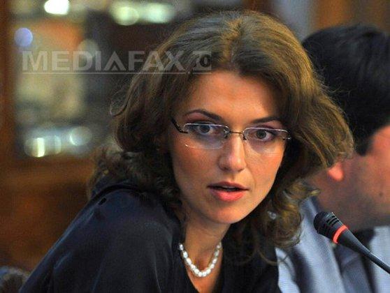 Imaginea articolului Gorghiu: Aş vrea să spulber varianta unei alianţe cu Băsescu. Predoiu a avut o opinie personală