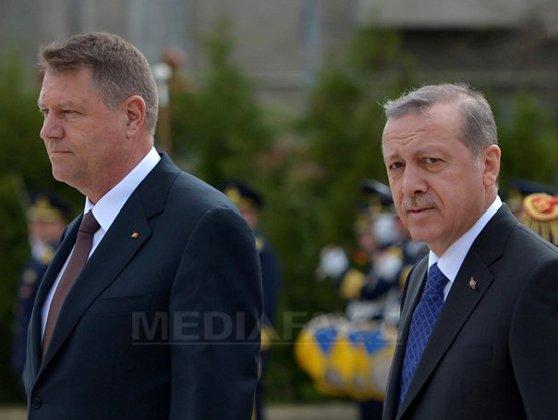"""Imaginea articolului Erdogan anunţă, după discuţia cu """"prietenul Iohannis"""", că proiectul moscheii din Bucureşti este definitivat: """"Muftiatul din România se ocupă de autorizaţii. Va fi cea mai frumoasă expresie a solidarităţii"""""""