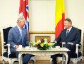 Imaginea articolului Prinţul Charles, în România. Luni se întâlneşte cu preşedintele Klaus Iohannis