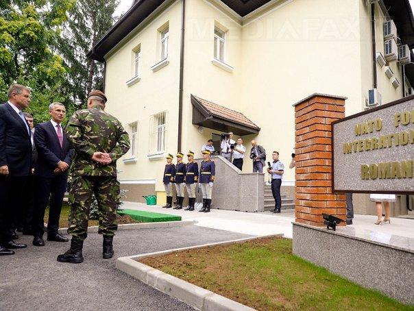 CSAT Brigada multinaţională NATO de pe teritoriul României va fi constituită anul viitor, în martie-aprilie. Cel puţin 6 aliaţi, interesaţi de participare