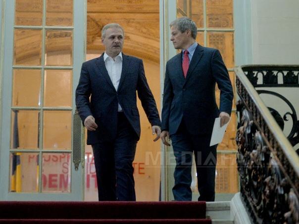 Dragnea: Cioloş se află într-o campanie electorală mascată făţişă, să demisioneze dacă vrea partid