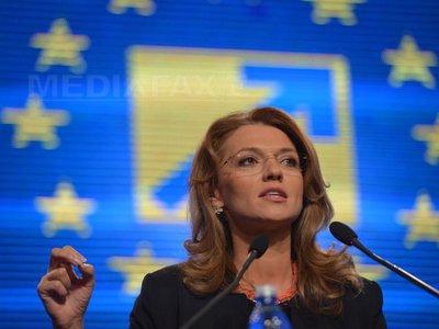 Alina Gorghiu, preşedinte unic al Partidului Naţional Liberal / Gheorghe Falcă, şeful campaniei PNL la parlamentare