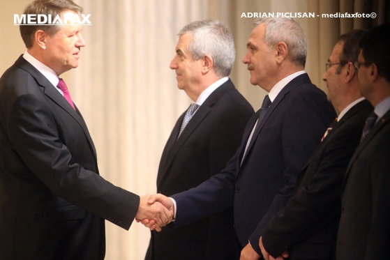 """Imaginea articolului Liviu Dragnea: """"Eu, Iohannis,Tăriceanu şi Grindeanu avem salariu de 21.500 lei. Vreau să revenim la 6.800"""""""