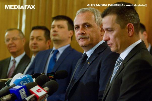 Imaginea articolului Trezorier PSD: Vizita în SUA a lui Dragnea şi Grindeanu a fost achitată de partid