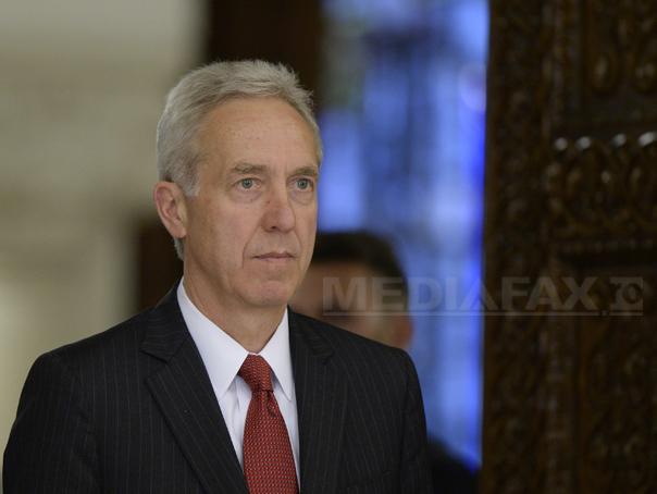 Ambasada SUA despre retragerea ambasadorilor numiţi politic: Măsura nu i se aplică lui Hans Klemm