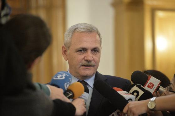 Imaginea articolului Liviu Dragnea: Sper ca Iohannis să facă apel la stabilitate. Avizăm favorabil iniţiativa referendumului