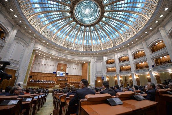 Imaginea articolului Silvia Claudia Mihalcea, aleasă secretar general al Camerei Deputaţilor