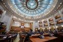 Imaginea articolului Stenogramă: Noul Parlament, reprezentat în forumuri internaţionale de delegaţiile vechiului Parlament