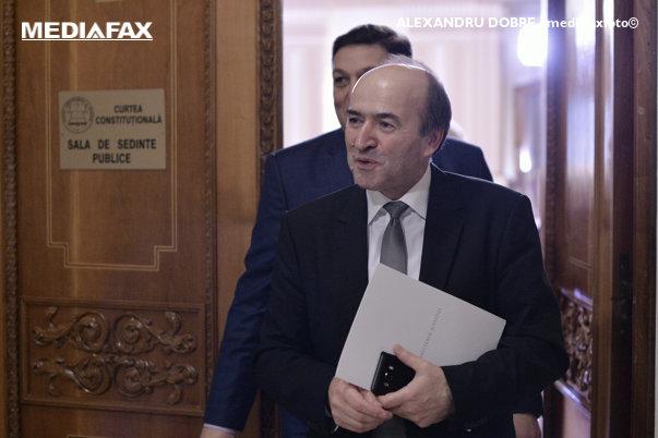 Imaginea articolului Liviu Dragnea: Tudorel Toader să trimită la Parlament pachetul cu legile Justiţiei