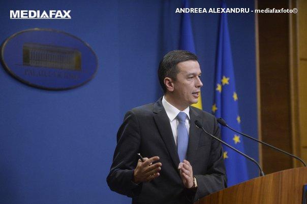 Imaginea articolului Premierul Sorin Grindeanu : Politicile UE trebuie continuate fără diviziuni. Guvernul salută adoptarea Declaraţiei