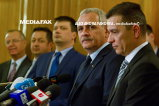 ŞOC pe scena politică! Al doilea partid de la guvernare se SPARGE. PIERDEREA puterii este iminentă