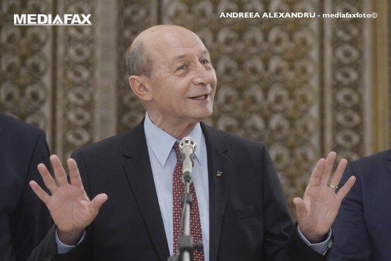 Imaginea articolului Traian Băsescu, despre condamnarea Elenei Udrea: O decizie nedreaptă