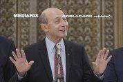 Traian Băsescu, reacţie DURĂ la adresa lui Tudorel Toader: Un marţafoi pliat pe interese